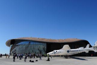 primer aeropuerto espacial