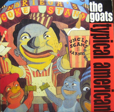 The Goats – Typical American / Burn The Flag (CDS) (1992) (FLAC + 320 kbps)