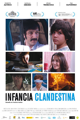 Infancia clandestina (2011) Español