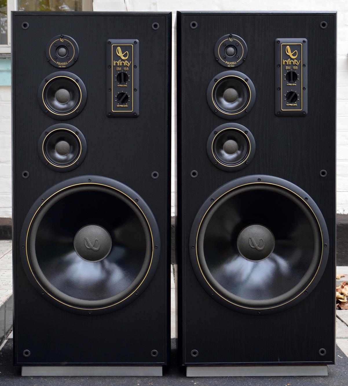Infinity Sm 155 Loudspeakers Audiobaza