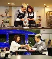 Phim We Got Married Season 4-Wooyoung & Seyoung Tv Show