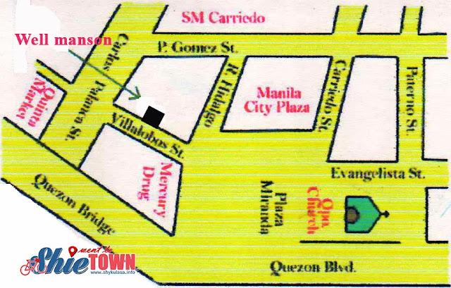 QUIAPO MAP