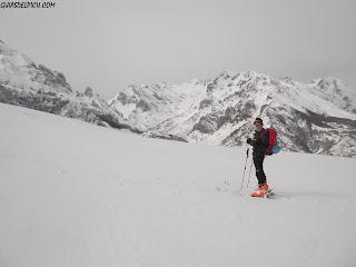 Picos de europa con guia de montaña , Fernando Calvo Gonzalez