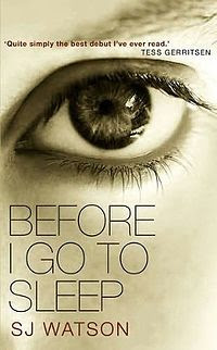 Before I Go To Sleep Film - A movie adaptation of the novel written by S. J. Watson