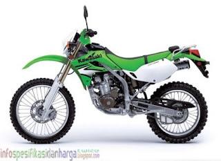 Harga Kawasaki KLX 250S Motor Terbaru 2012