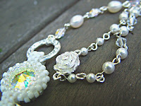 Details of Necklace Chain and Clasp