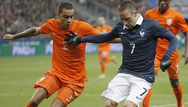 Francia vs Holanda en vivo
