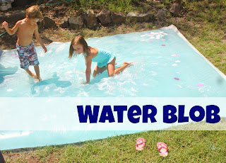 Kent Heartstrings: Backyard Water Park Fun// Sayonara Summer ...