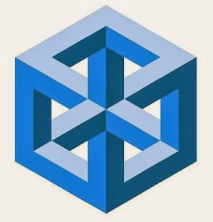 Garabateando figuras imposibles - Figuras geometricas imposibles ...