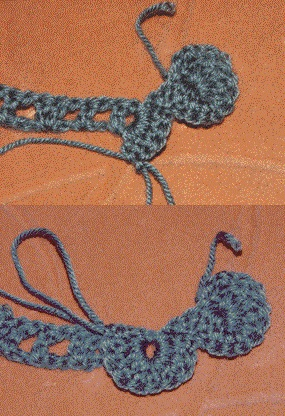 Вязание шапки крючком на осень-зима