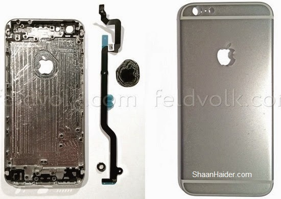 Apple iPhone 6 Features and Hardware Specs ( Leaked Images )