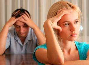 Как спасти свою семью от развода