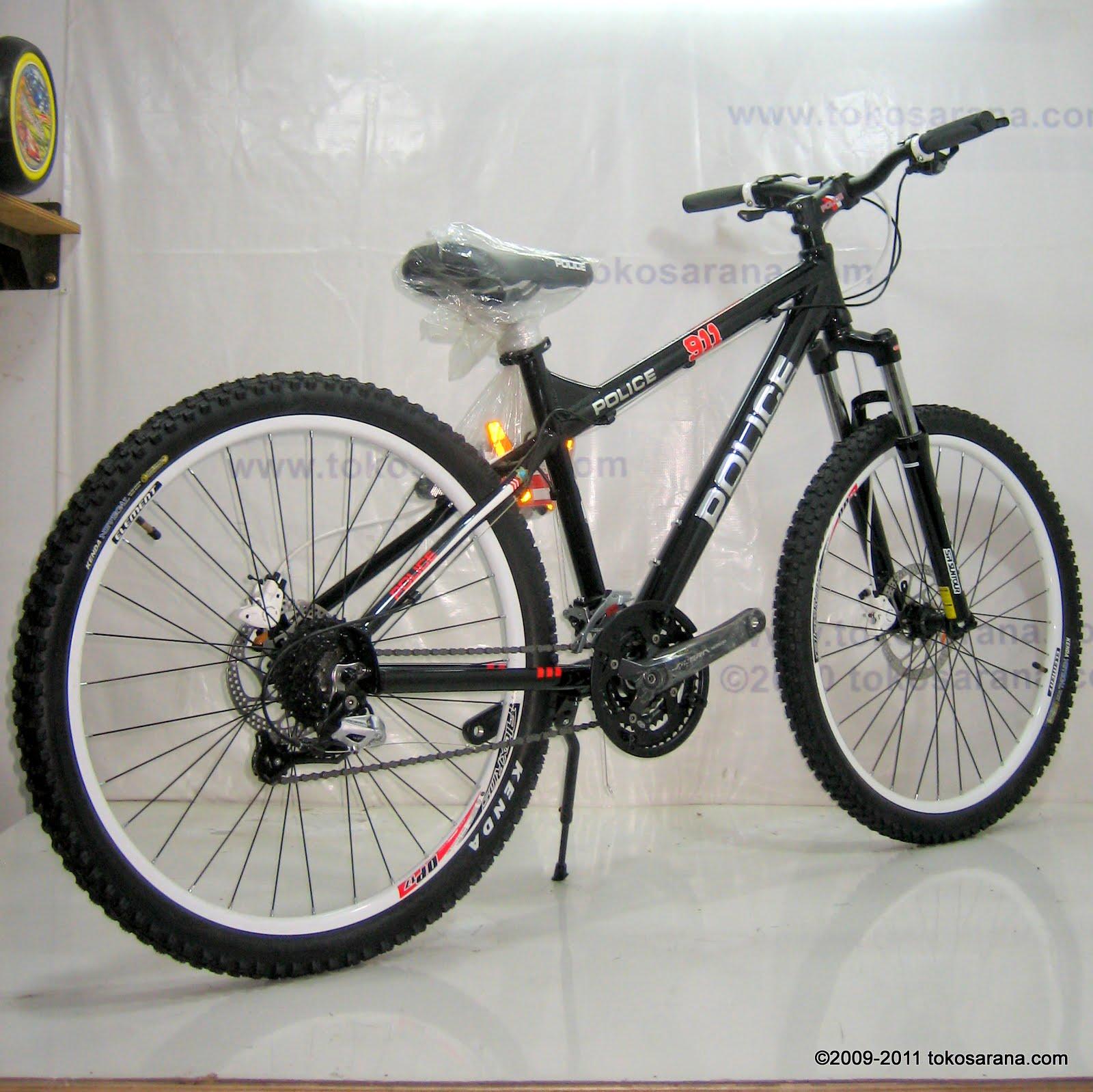 GOES BIKE: Sepeda Gunung ELEMENT POLICE 911 CALIFORNIA 26 Inci