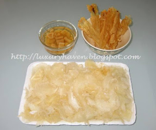 how to cook fish maw conpoy sharks fin