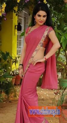 Kavya-Singh-Latest-Saree-Photos