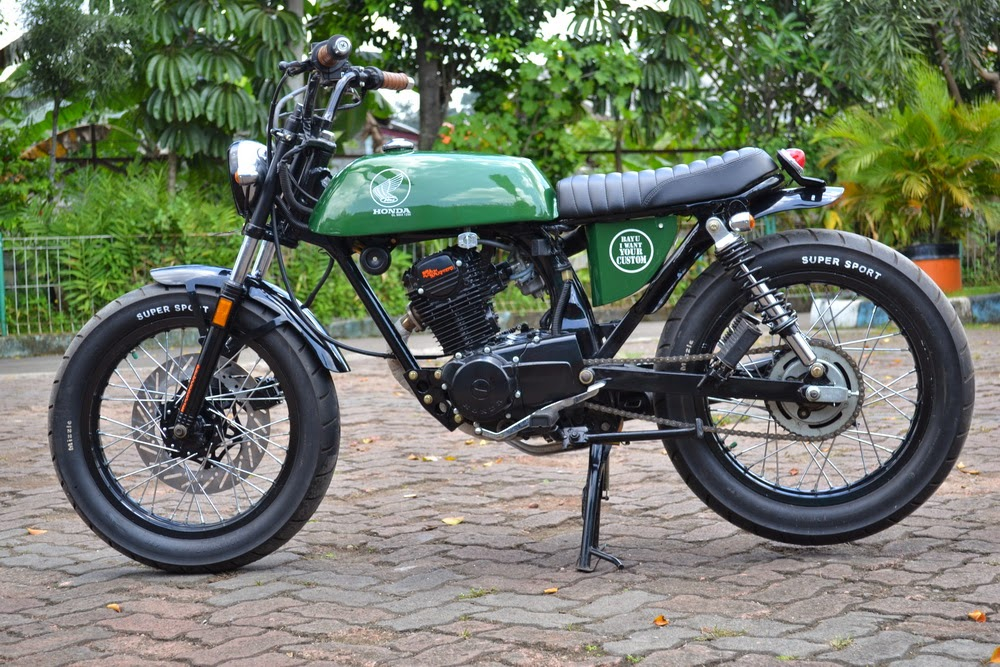 Top motor gl max modifikasi