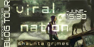 Viral Nation by Shaunta Grimes
