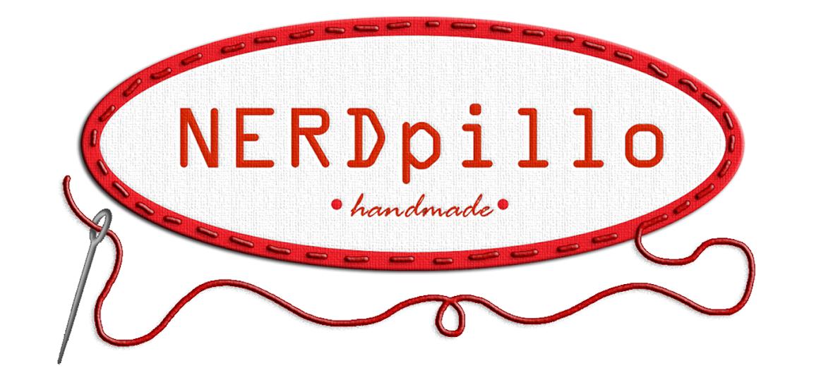 NERDpillo Handmade