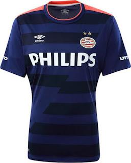 Jersey PSV Away 2015/2016