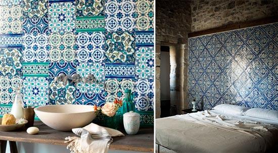 Blog de mbar muebles azulejo hidr ulico recuperando el for Azulejos para salon