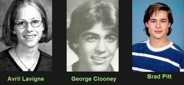 Chucks Fun Page Celebrity Yearbook Photos - 20 funny celebrity yearbook photos