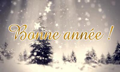 Message d'amour pour le nouvel an