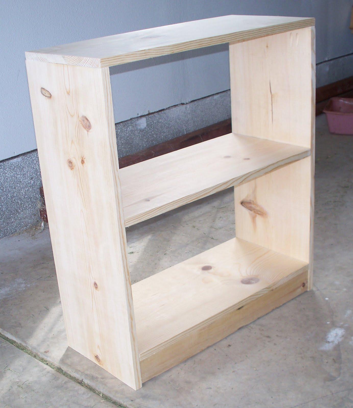 I Built It Myself - Bookshelf - Adventures of a DIY Mom