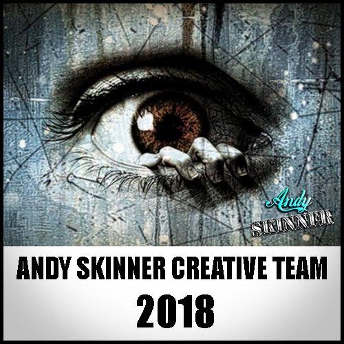 Andy Skinner's Creative Team 2018