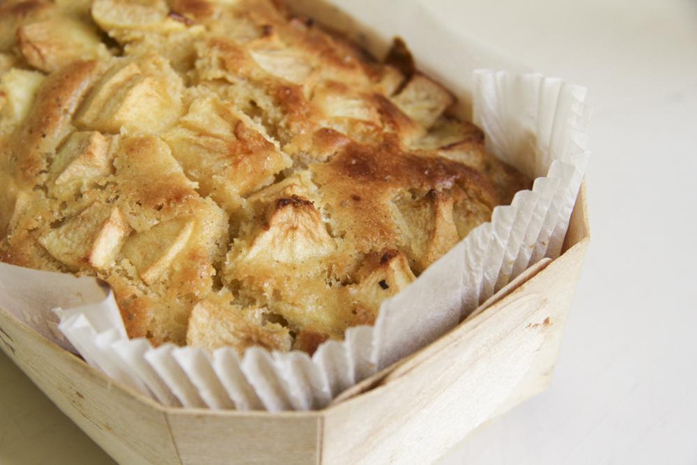 Krebsen Und Aluette Apfel Marzipan Kuchen