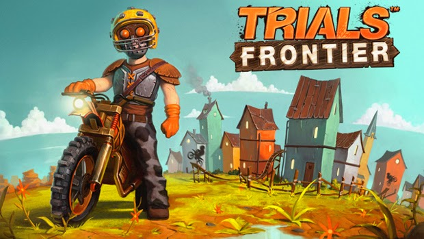 Trials Frontier logo