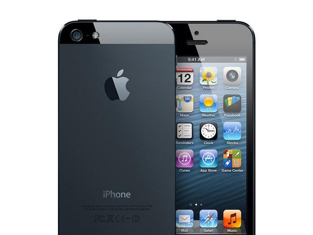 Destruction d'un Iphone 5