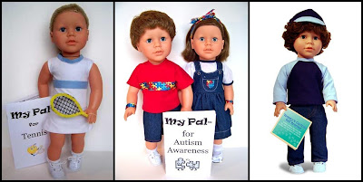 My Pal My Sibling Doll giveaway