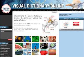 Визуальный словарь английского языка