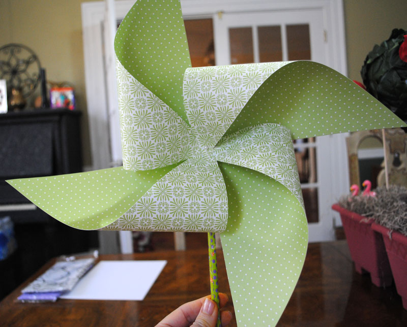 Giant Pinwheel Tutorial