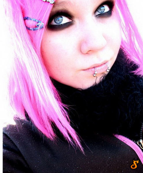 Message, Cute emo girls know
