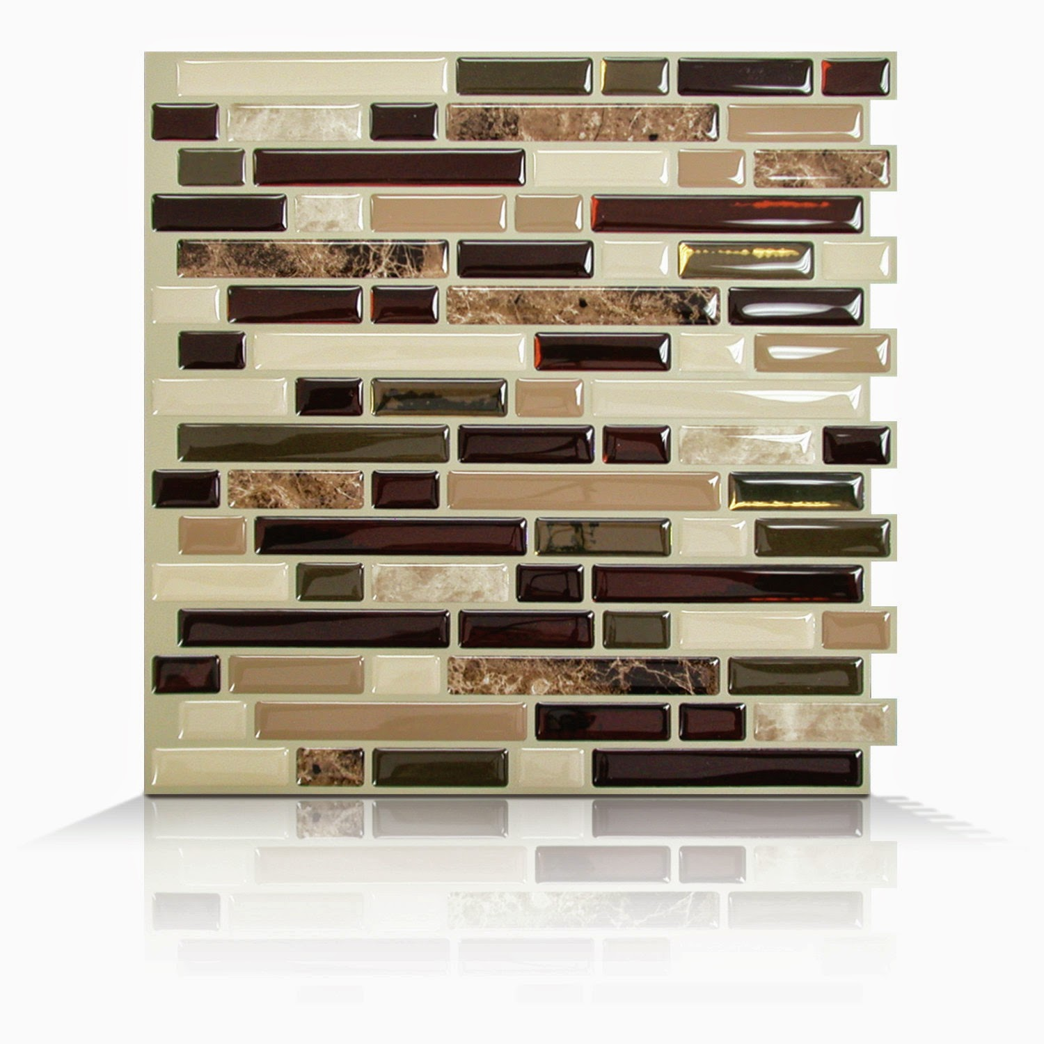 decor musings the beauty of self adhesive backsplashes glass mosaic wall tile adhesive self adhesive backsplash