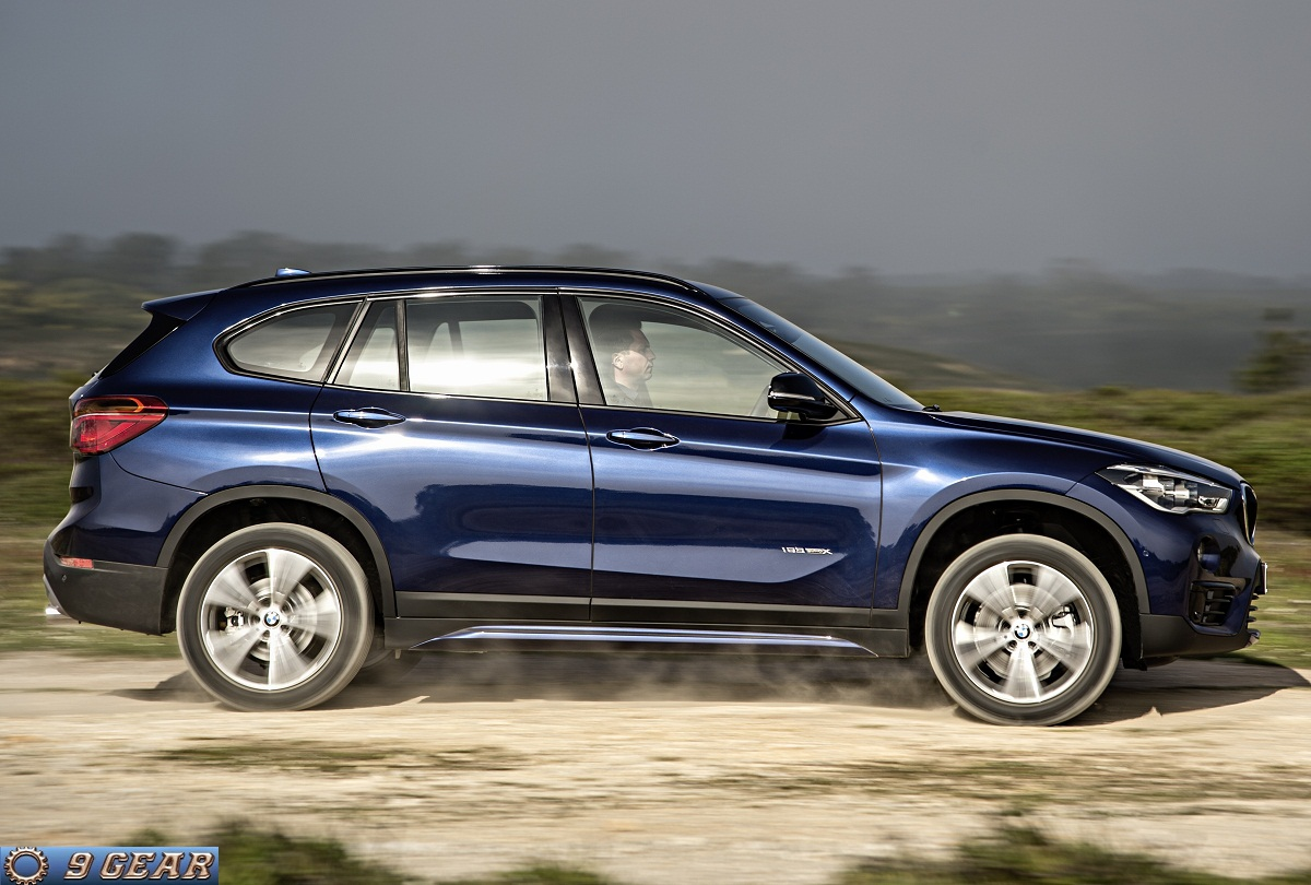 BMW X1 Compact SUV Efficient power sources: all-new line ...
