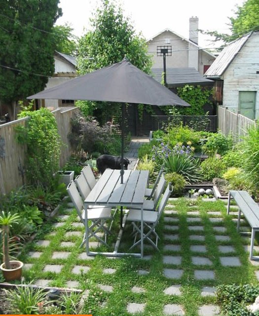 39 the inspiration for Back garden designs before and after