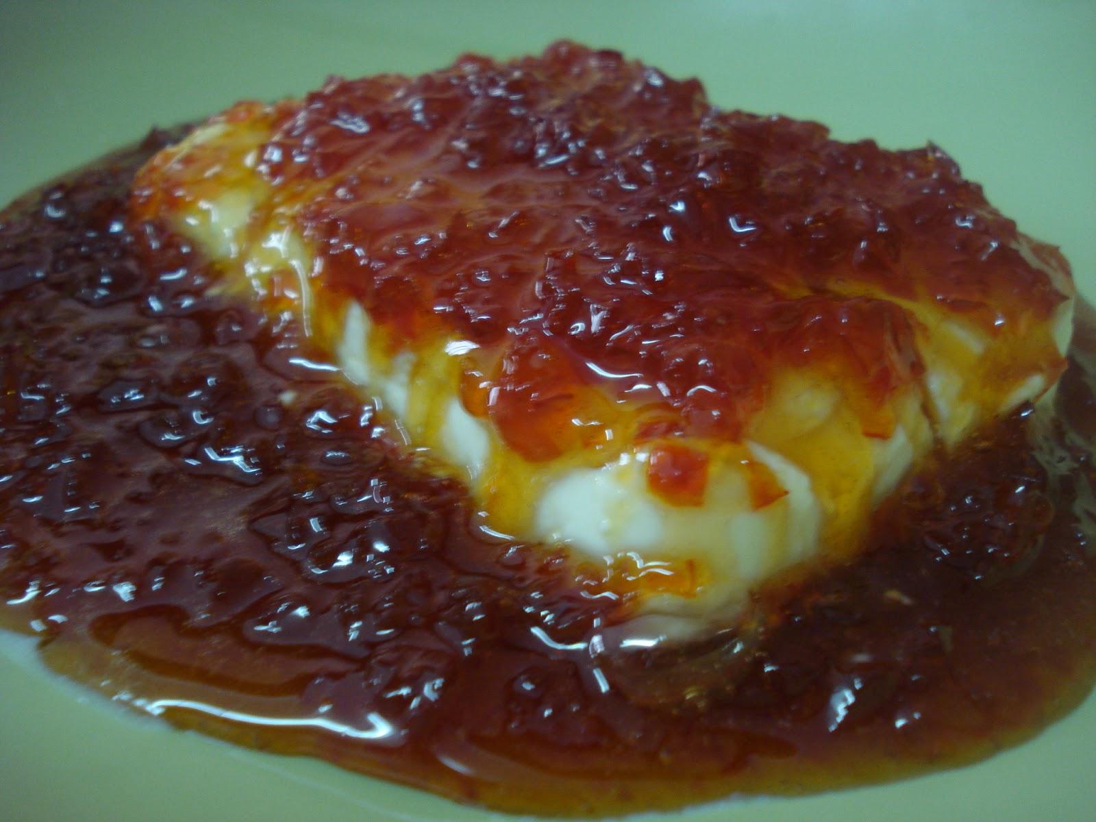 Las recetas de omy mermelada de pimiento rojo y queso - Mermelada de pimientos rojos ...