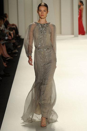 Carolina herrera vestidos fiesta 2012