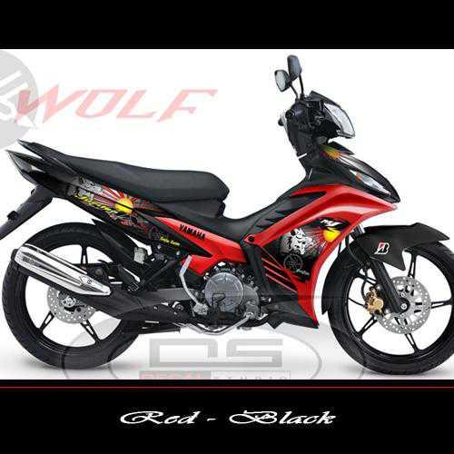 Yamaha Jupiter MX New title=