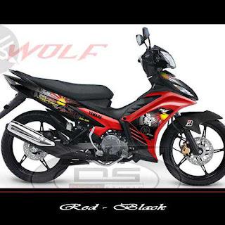Gallery Foto Modifikasi Motor Yamaha Jupiter Mx