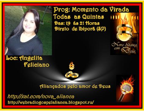 Locutora Angelita Feliciano