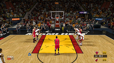 NBA 2K14 Scoreboard Patch