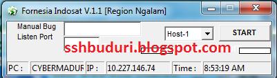 Inject Indosat Fatin Fornesia Work Maret 2014