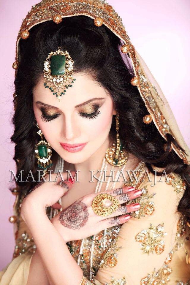 Armeena Rana Khan Bridal shooting images