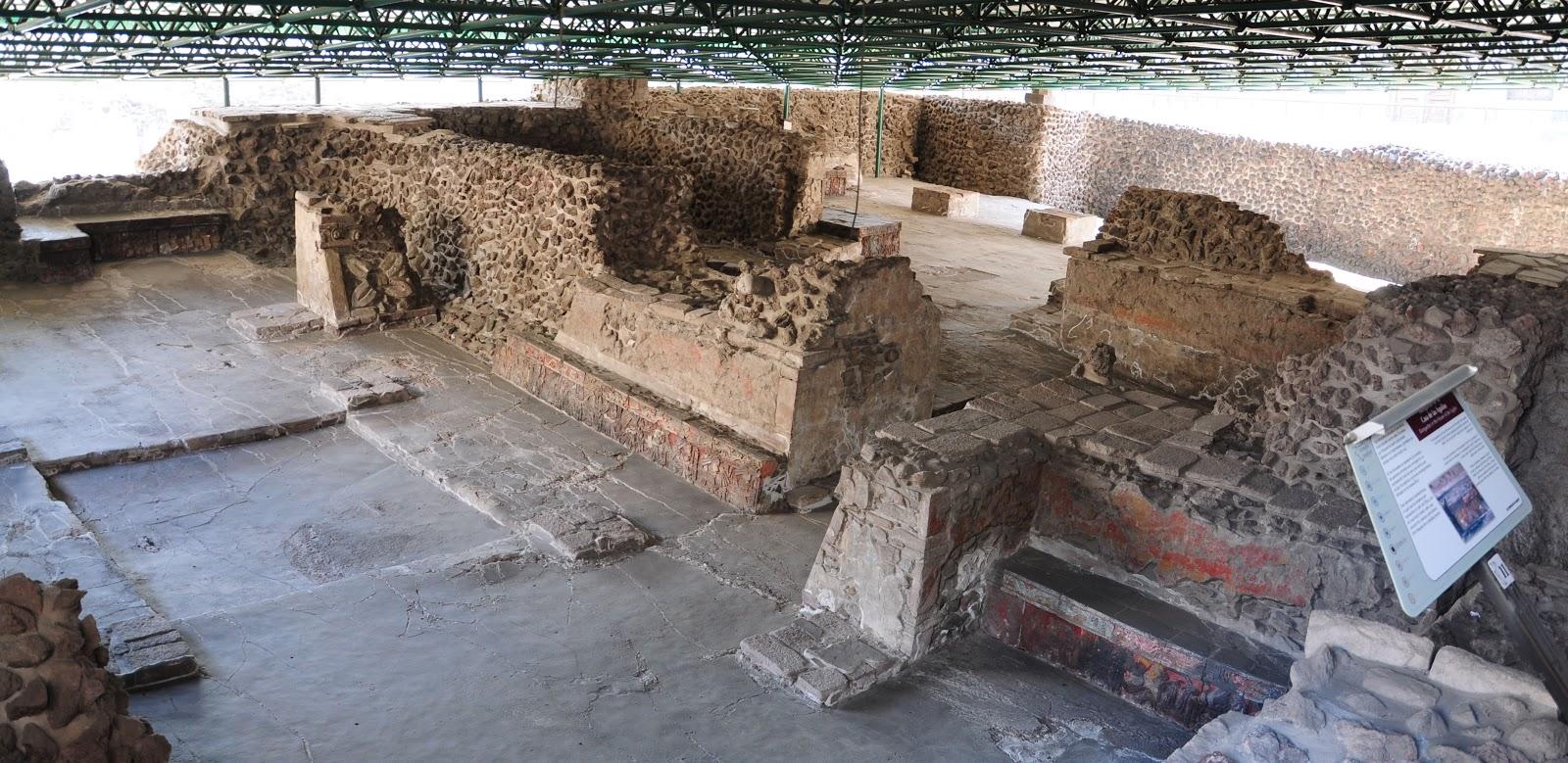 Vecinos testigo y protagonista de la historia templo mayor turismo mexiquense Casa en aguilas