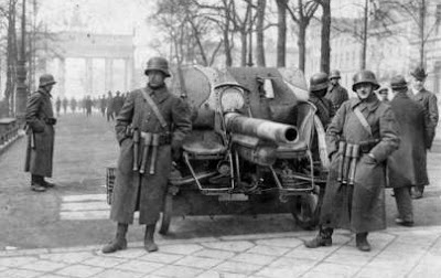 Brigade  Erhardt  di Berlin pada peristiwa the Kapp Putsch