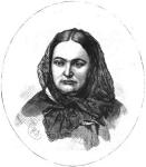 Hermann Scherenberg: Marie Simon, 1871