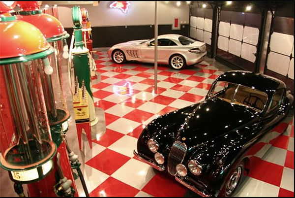 A Cool Crib For Your Car Custom Luxury Garages By